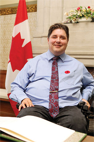Minister of Veterans Affairs 